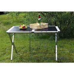 Aluminiowy stół ogrodowy składany garth marki Garthen