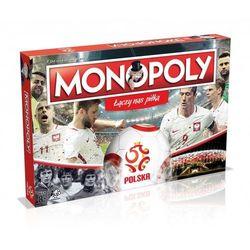 Monopoly Reprezentacja Polski PZPN z kategorii Gry planszowe