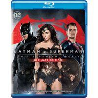 Batman v Superman: Świt sprawiedliwości Ultimate Edition (Blu-Ray) - Zack Snyder