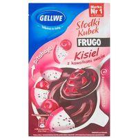 30g słodki kubek frugo pitahaja kisiel z kawałkami owoców marki Gellwe