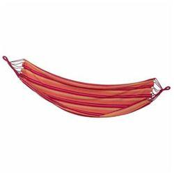 Hamak SPOKEY Ipanema 200x100 cm Czerwono-pomarańczowy