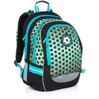 Plecak szkolny  chi 800 e - green marki Topgal