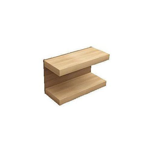 Regał 800x480x350 mm Villeroy & Boch Pure Stone 95850000 - produkt dostępny w Sanitbuy.pl