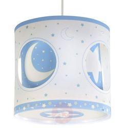 Dalber 63234T - Lampa wisząca dziecięca MOON LIGHT 1xE27/60W/230V