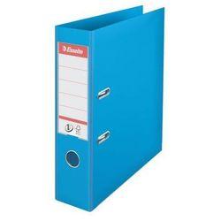ESSELTE Segregator z mechanizmem standard No. 1 Power, A4 75mm, jasno-niebieski