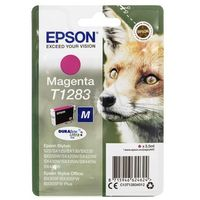 Epson  t1283 ink cartridge magenta standard capacity 3.5ml 1-pack blister without alarm