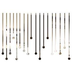 Lustro dekoracyjne icicles plexi by marki Dekosign
