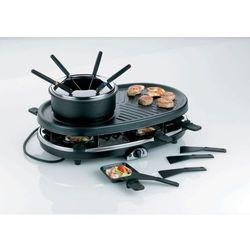 Kela Bernardino grill stołowy / zestaw do raclette i fondue dla 6 osób