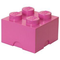 Pojemnik lego 4 różowy - lego pojemniki marki Room copenhagen