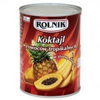 Koktajl z owoców tropikalnych 580 ml Rolnik (5900919004777)