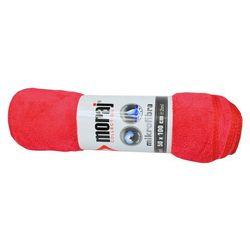 Moraj Szybkoschnący ręcznik mrb550-001 50/100 czerwony