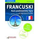Francuski - Kurs Podstawowy Mp3 (Audio Kurs) (9788361828204)