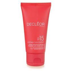 Decléor Aroma Sun Expert krem do opalania do twarzy SPF 15 z kategorii Kosmetyki do opalania