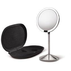 Simplehuman Lustro kosmetyczne sensorowe mini srebrne (0838810016535)