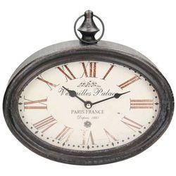 zegar ścienny versailes pallace 28x6,5x27cm, 28x6,5x27cm marki Dekoria
