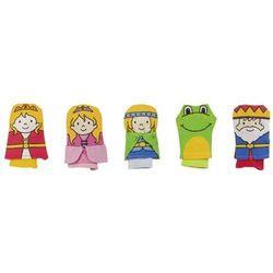 Zestaw pacynek na dłoń - zabawki dla dzieci - sprawdź w www.epinokio.pl