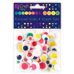Ruchome oczka Dalprint KSOC-002/mix/75szt. - kolorowe - sprawdź w wybranym sklepie