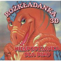 Niespodzianka dla Dino Rozkładanki 3D, Arti