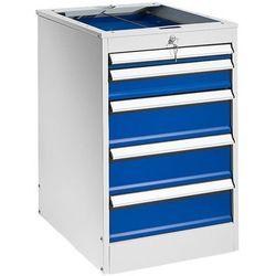 Podwieszane szafki z 5 szufladami - wysokość: 800 mm marki Array