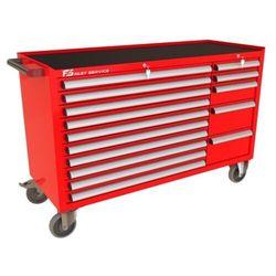 Fastservice Wózek warsztatowy mega z 15 szufladami pm-210-22 (5904054407783)