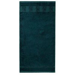 Jahu Ręcznik kąpielowy bambus Ankara ciemnoniebieski, 70 x 140 cm
