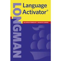Longman Language Activator, oprawa miękka