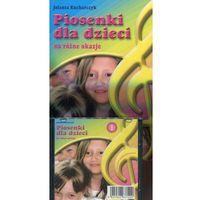 Piosenki dla dzieci na różne okazje z książką, Jolanta Kucharczyk