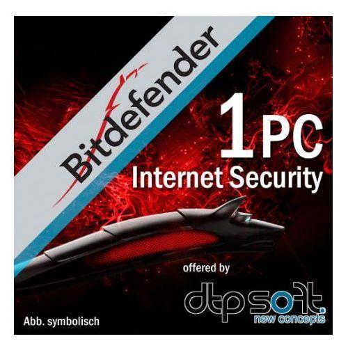 BitDefender Internet Security 2016 1 PC (oprogramowanie)