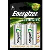 Energizer Bateria  d hr20 2500 mah/2 szt. (7638900138757)