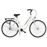 Rower  moly biały + zamów z dostawą jutro! + 5 lat gwarancji na ramę! + darmowy transport! mar