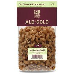 Makaron Orkiszowy Razowy Kolanka 250g - ALB-GOLD - EKO (4018722100119)