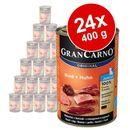 ANIMONDA GranCarno Junior smak: Wołowina + kurczak 400g (4017721827294)