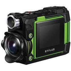 Kamera sportowa OLYMPUS TG-Tracker Zielony z kategorii Kamery sportowe
