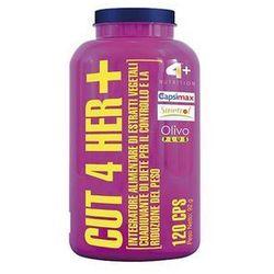 4+ Nutrition Cut 4 Her 120 kaps. - oferta (2569437847657249)