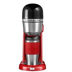 KitchenAid - Kawiarka kolor: czerwony