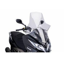 Szyba PUIG V-Tech Touring do Kawasaki J300 (przezroczysta) z kategorii Owiewki motocyklowe