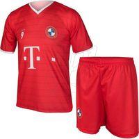 Komplet piłkarski Reda Bayern Monachium Lewandowski Junior czerwony, RED00012-1