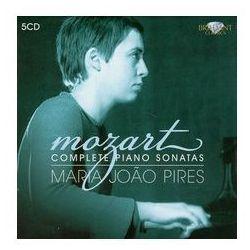 Mozart: Complete Piano Sonatas - Dostawa 0 zł (klasyczna muzyka dawna)