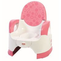 Nocnik fisher price komfortowy nocniczek różowy + darmowy transport! marki Mattel