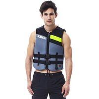 Męska kamizelka do pływania kapok Jobe Neo Men - Kolor niebieski-czarny, Rozmiar XL