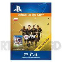 Sony Fifa 16 1600 punktów [kod aktywacyjny] (0000006200148)