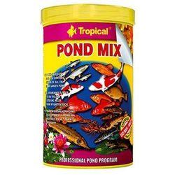 Tropical pond pellet mix - pokarm o niskiej zawartości fosforu 5l/700g (5900469411070)