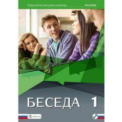Draco Beseda 1 podręcznik do nauki języka rosyjskiego z płytą cd (9788394133580)