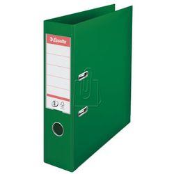 Segregator ESSELTE PCV A4 75mm - zielony 81136, BP0884