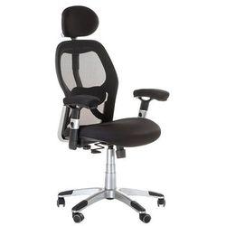 Corpocomfort Fotel ergonomiczny bx-4144 czarny