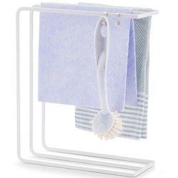 Designerski stojak kuchenny na ścierki i przybory kuchenne, stojak na ręczniki kuchenne, akcesoria kuchenne, wieszak na ręczniki, ZELLER