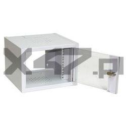 Szafka rack serwerowa 10'' 4.5u/300 popielata wyprodukowany przez Leomar