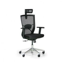 Krzesło biurowe Desi, czarny