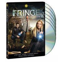Fringe: Na Granicy Światów, sezon 2 (6xDVD) - Galapagos (7321909272804)