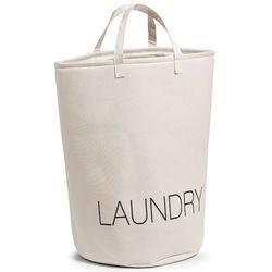 Zeller Kosz na pranie, beżowy - pojemnik 50 l, (4003368142722)